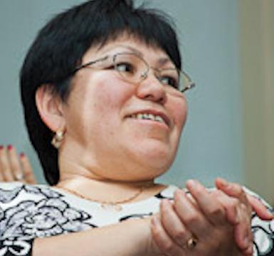 Тугайбаева Батима Нагимовна