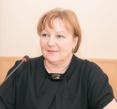 Харитонова Елена Владимировна